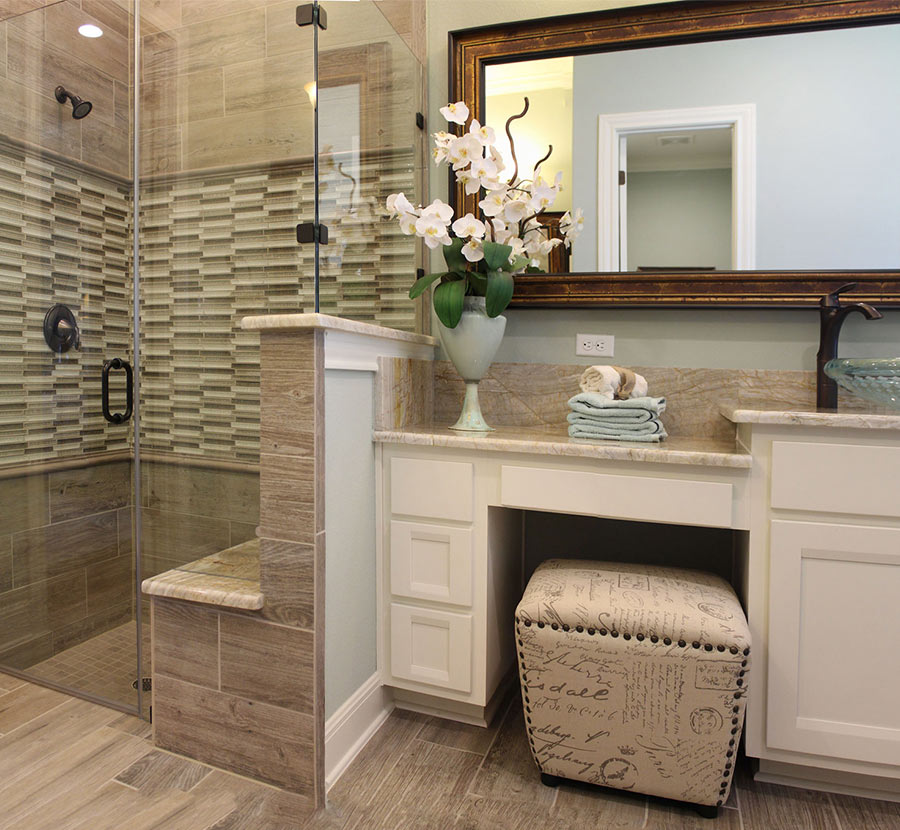 Bathroom remodeling contractor in Shillington, PA