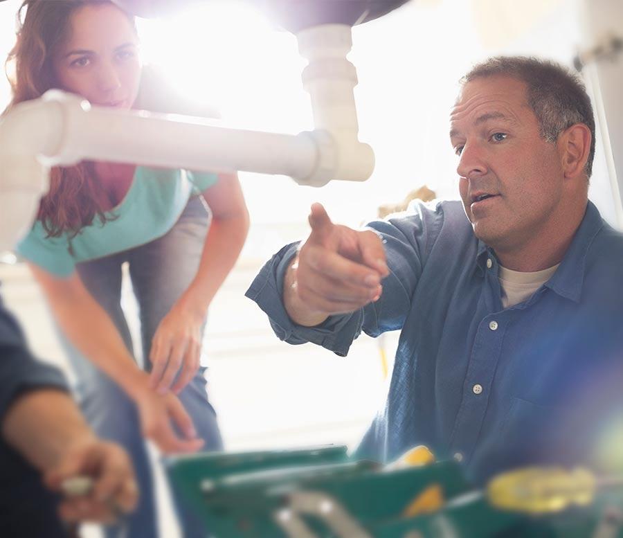 Naugle Plumbing - W.F. Naugle Plumbers - Reliable plumbers in Berks County